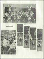 1974 Stratford High School Yearbook Page 118 & 119