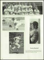 1974 Stratford High School Yearbook Page 126 & 127
