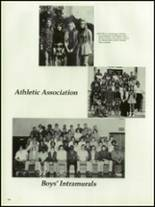 1974 Stratford High School Yearbook Page 134 & 135