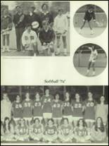 1974 Stratford High School Yearbook Page 154 & 155