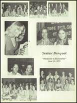 1974 Stratford High School Yearbook Page 158 & 159