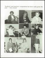 1978 Bryan High School Yearbook Page 30 & 31