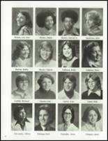 1978 Bryan High School Yearbook Page 44 & 45
