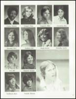 1978 Bryan High School Yearbook Page 46 & 47