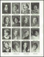 1978 Bryan High School Yearbook Page 54 & 55