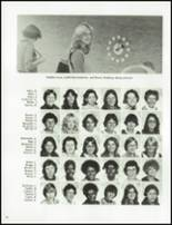 1978 Bryan High School Yearbook Page 80 & 81
