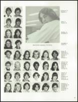 1978 Bryan High School Yearbook Page 82 & 83