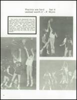 1978 Bryan High School Yearbook Page 134 & 135