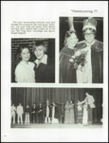 1978 Bryan High School Yearbook Page 154 & 155