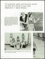 1978 Bryan High School Yearbook Page 166 & 167