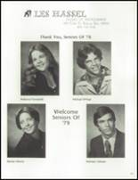 1978 Bryan High School Yearbook Page 216 & 217