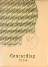 1955 Yearbook Concord High School