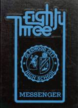 1983 Yearbook Glenwood City High School