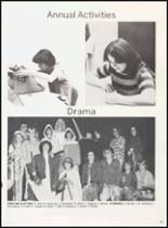 1981 Olney High School Yearbook Page 18 & 19