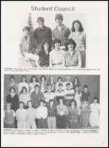 1981 Olney High School Yearbook Page 20 & 21