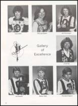 1981 Olney High School Yearbook Page 22 & 23