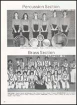 1981 Olney High School Yearbook Page 24 & 25
