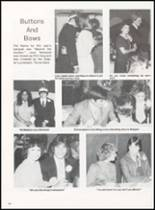 1981 Olney High School Yearbook Page 32 & 33