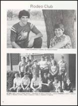 1981 Olney High School Yearbook Page 34 & 35