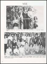 1981 Olney High School Yearbook Page 36 & 37