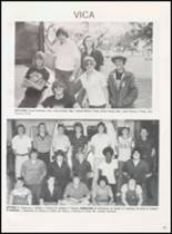 1981 Olney High School Yearbook Page 38 & 39