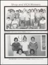 1981 Olney High School Yearbook Page 40 & 41