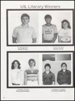 1981 Olney High School Yearbook Page 46 & 47