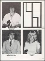 1981 Olney High School Yearbook Page 54 & 55