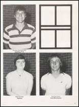 1981 Olney High School Yearbook Page 56 & 57