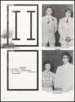 1981 Olney High School Yearbook Page 58 & 59