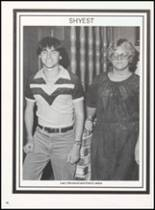 1981 Olney High School Yearbook Page 62 & 63