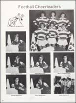 1981 Olney High School Yearbook Page 72 & 73