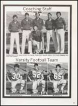 1981 Olney High School Yearbook Page 74 & 75