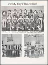 1981 Olney High School Yearbook Page 80 & 81