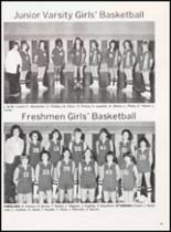 1981 Olney High School Yearbook Page 84 & 85