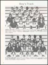 1981 Olney High School Yearbook Page 86 & 87