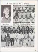 1981 Olney High School Yearbook Page 88 & 89