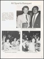 1981 Olney High School Yearbook Page 90 & 91