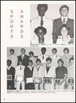 1981 Olney High School Yearbook Page 92 & 93