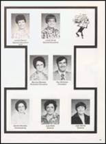1981 Olney High School Yearbook Page 98 & 99