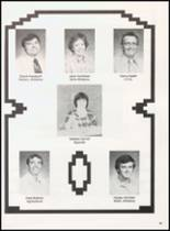 1981 Olney High School Yearbook Page 100 & 101