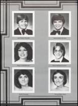 1981 Olney High School Yearbook Page 108 & 109