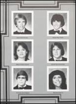 1981 Olney High School Yearbook Page 110 & 111