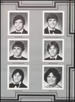 1981 Olney High School Yearbook Page 112 & 113