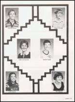 1981 Olney High School Yearbook Page 132 & 133