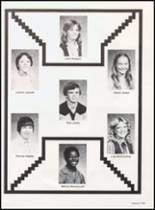 1981 Olney High School Yearbook Page 134 & 135
