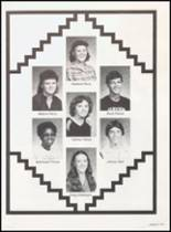 1981 Olney High School Yearbook Page 136 & 137