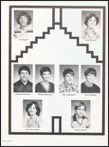 1981 Olney High School Yearbook Page 138 & 139