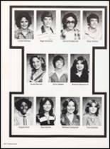 1981 Olney High School Yearbook Page 142 & 143