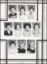 1981 Olney High School Yearbook Page 150 & 151
